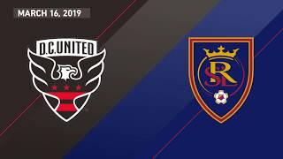 Download D.C. United vs. Real Salt Lake | HIGHLIGHTS - March 16, 2019 Video