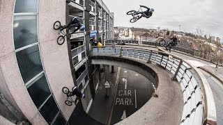 Download JUMPING OFF BRIDGES ON BMX The Story Behind 'Walls' Video