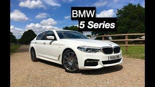 Download 2018 BMW 5 Series 520d M Sport xDrive Review - Inside Lane Video