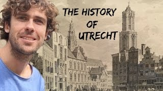 Download A walking tour of Utrecht Video