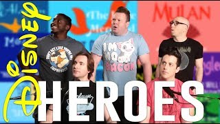 Download ACA TOP 10 - DISNEY HEROES Feat. J. None Video