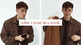 Download what i wear in a week Video