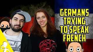 Download Germans Trying To Speak French   Part 1   Get Germanized /w Melle Athalee & VlogDave Video