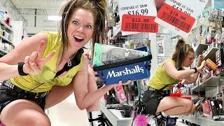 Download CLEARANCE MAKEUP SHOPPING at Marshalls! *THE TRUTH* Video