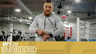 Download UFC 246 Embedded: Vlog Series - Episode 5 Video