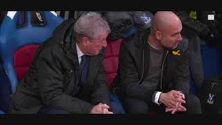 Download Roy Hodgson Pep Talk With Guardiola What Was Said? Crystal Palace v Man City talkSPORT Video