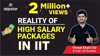 Download ″Shocking Reality″ of ″High salary packages″ in IITs- In Hindi Video
