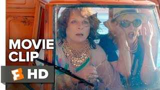 Download Absolutely Fabulous: The Movie CLIP - Tiny Car Chase (2016) - Jennifer Saunders Movie Video