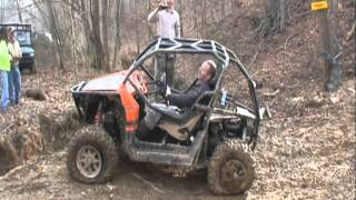 Download Tim Cameron Destroying his Polaris RZR-S Video