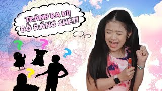Download ″Bà Nội Thiên Hạ″ Lam Chi cũng có lúc sợ hãi thế này??? | SML Video