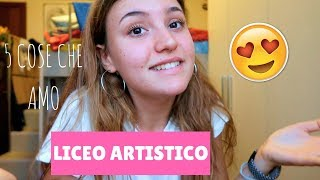 Download //5 COSE CHE AMO DEL LICEO ARTISTICO!// Video