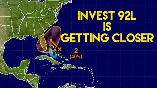 Download Pesky Invest 92L Video