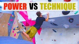 Download Power vs Technique at Chimera Video