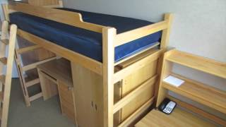 Download UCLA Gardenia & Holly Residential Dorm Community Tour Video