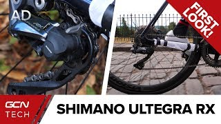 Download Shimano Ultegra RX First Look   What Is A Clutch Mech & What's It For? Video