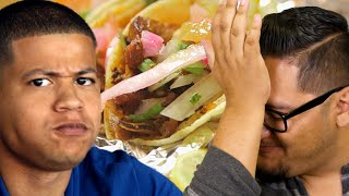 Download Street Tacos vs. Korean BBQ Tacos Video