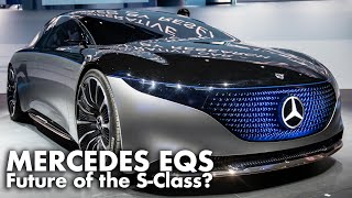 Download Mercedes Vision EQS: The Electric S-Class of Tomorrow | Carfection Video