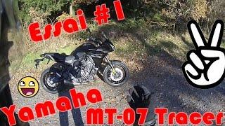Download Essai MT-07 Tracer / A2 / Une pure MERVEILLE Video