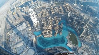 Download Burj Khalifa - TOUR and VIEW from the 148th floor [At The Top SKY] Video