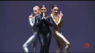 Download Dance Moms | Kendall, Kalani And Jojo's Trio Abby's Angels Video
