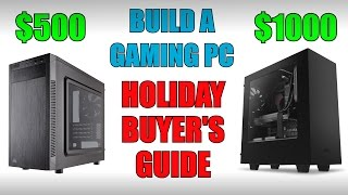 Download Build A Gaming PC | Holiday Buyer's Guide - 2016 Video
