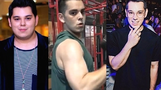 Download Look: Raymond Gutierrez from Obese to Borta Hunk in just 1 month Video