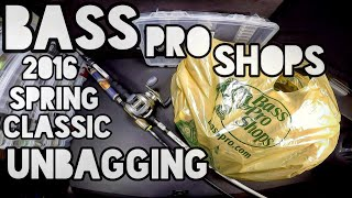 Download Bass Pro Shops 2016 Spring Classic Unbagging Video