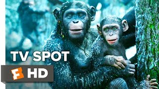 Download War for the Planet of the Apes TV Spot - A Hero Becomes Legend (2017) | Movieclips Coming Soon Video