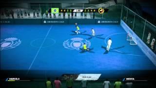 Download FIFA STREET 4 - LAST MAN STANDING BRAZIL vs SPAIN Video