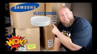 Download I bought a $1,795 Amazon Customer Returns Pallet with 4 MYSTERY BOXES + HIGH END SAMSUNG Video