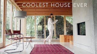 Download THE WORLD'S COOLEST HOUSE – Ireland Edition – (minimalist house tour) Video