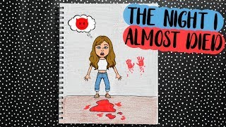 Download DRAW MY LIFE: THE NIGHT I ALMOST DIED Video