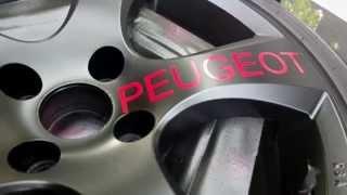 Download Peugeot 207 RC Pimp my Rims / Wheels Tuning Tutorial [Super HD View] Video