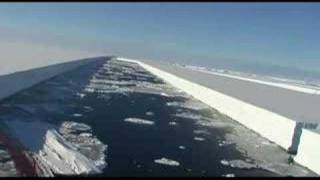 Download Antarctic Wilkins Ice Shelf Collapse Video