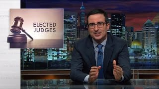 Download Elected Judges: Last Week Tonight with John Oliver (HBO) Video