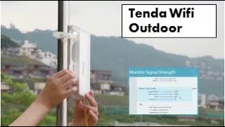 Download Tenda O3 5km Outdoor Point To Point CPE Unboxing Video