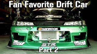 Download Fan Favorite Drift Car in Formula D - Forrest Wang - Part 2 Video