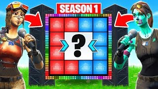 Download SEASON 1 TRIVIA CHALLENGE *NEW* Game Mode in Fortnite Battle Royale Video