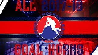 Download All AHL Goal Horns (2017-18) Video