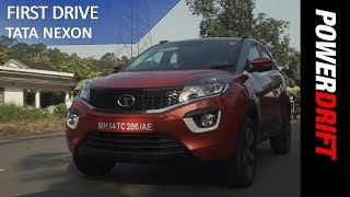 Download Tata Nexon :The car you've been waiting for? : PowerDrift Video