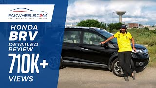 Download All New Honda BRV - PakWheels Review Video