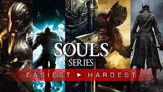 Download Souls Games Ranked From Easiest to Hardest Video