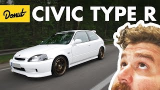 Download Civic Type R - Everything You Need to Know | Up To Speed | Donut Media Video