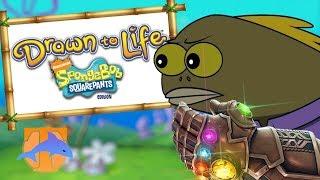 Download The Forgotten Spongebob Game | Drawn to Life: Spongebob Squarepants Edition Review Video