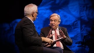 Download Refugees have the right to be protected | António Guterres Video