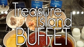Download Treasure Island Las Vegas Buffet Champagne Brunch Full Tour Video