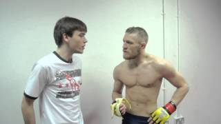 Download Conor McGregor - Post-Fight at Cage Warriors 51 [SevereMMA] Video