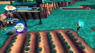 Download Dragon Ball Xenoverse - Perfectly Timed Wall of Defense Skill Video