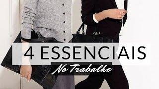 Download COMO ECONOMIZAR: 4 PEÇAS ESSENCIAIS PARA O TRABALHO. Video
