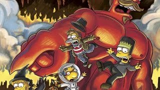 Download Simpsons Treehouse of Horror OPENBOR 720P HD Playthrough Video